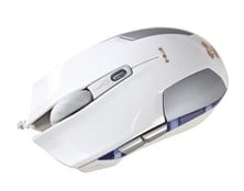 E-Blue Cobra Type-S 6D Gaming Mouse in White