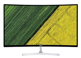 "Acer EB321QUR 31.5"" QHD LED Curved Monitor"