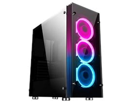 GameMax Eclipse Mid Tower Gaming Case