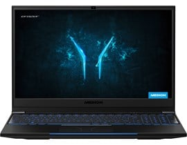 "Medion ERAZER X15805 15.6"" Core i7 Gaming Laptop"
