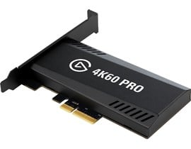 Elgato 4K60 Pro 2160p HDR10 Internal PCI Express Capture Card