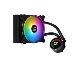 Xigmatek Aurora 120 120mm All-in-One Liquid CPU Cooler with ARGB