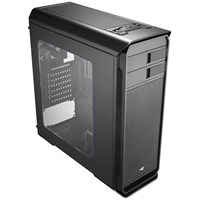 Aero-500 Black Gaming Case With Window & Card Reader