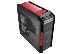 Aerocool X-Predator X3 Devil Red Gaming Case