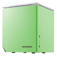 Xigmatek Nebula C ITX Gaming Case - Green USB 3.0