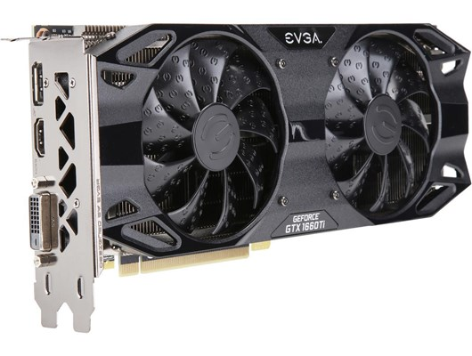 EVGA GeForce GTX 1660 Ti 6GB Graphics Card