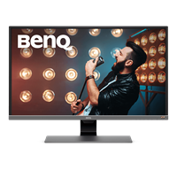 BenQ EW3270U 31.5 inch LED Monitor - 3840 x 2160, 4ms, Speakers