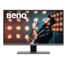 "BenQ EW3270U 31.5"" 4K Ultra HD LED Monitor"