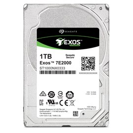 Seagate Enterprise Capacity (1TB) 2.5 inch Hard Drive (7200rpm) 6Gb/s SATA 128MB (Internal) - 512 Emulation *Open Box*