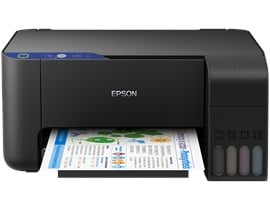 Epson EcoTank L3111 All-in-One Colour Ink Tank Printer