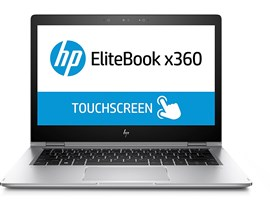 "HP EliteBook x360 1030 G2 13.3"" Touch  8GB Core i5"