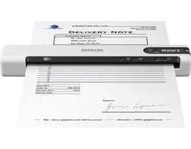 Epson WorkForce DS-80W Mobile Business Scanner