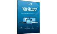 F-Secure TOTAL Security and Privacy (Freedome + Safe) Subscription (1 Year, 5 Devices) Retail