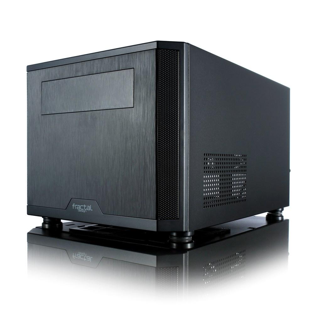 Fractal Design Core 500 Gaming Case Black Fd Ca Core