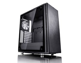 Fractal Design Define C TG Gaming Case - Black