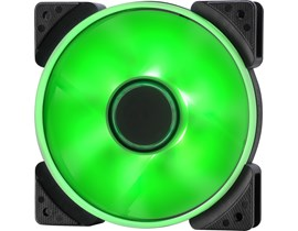 Fractal Design Prisma SL-12 120mm Green LED Chassis Fan