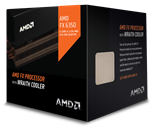 AMD FX-6350 3.9GHz Hexa Core Processor with Wraith Cooler