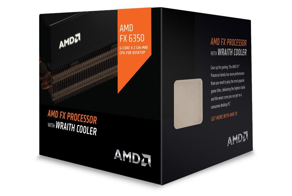 product  FDFRHKHBX CPU Processors AMD FX GHz Hexa Core Processor with Wraith Cooler
