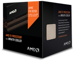 AMD FX-8350 4.0GHz Octa Core Processor with Wraith Cooler
