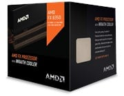 AMD FX-8350 Wraith 4.0GHz Octo Core (Socket AM3+)