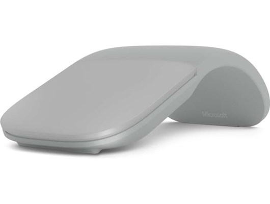 Microsoft Surface Arc Bluetooth Mouse (Light Grey)