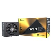 Seasonic Focus GX 750W Modular Power Supply 80 Plus Gold