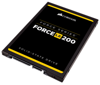 "Corsair Force LE200 2.5"" 240GB SATA III Solid State Drive"