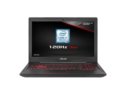 "ASUS TUF Gaming FX504GM 15.6"" 16GB Gaming Laptop"