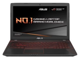 "ASUS ZX553VD (FX553) 15.6"" 8GB 1TB Core i5 Laptop"