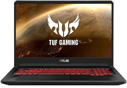"ASUS TUF FX705GE 17.3"" 8GB Core i7 Gaming Laptop"