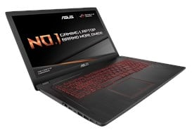"ASUS FX753VD-GC086T 17.3"" Core i5 Gaming Laptop"