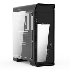 Xigmatek Frontliner Mid Tower Gaming Case - Black