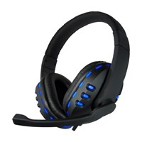 AvP G2 3.5mm Headset in Black and Blue