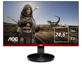 "AOC G2590FX 24.5"" Full HD LED 144Hz Gaming Monitor"