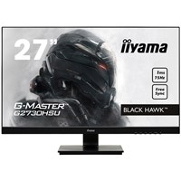 iiyama G-Master Black Hawk 27 inch LED 1ms Gaming Monitor - Full HD
