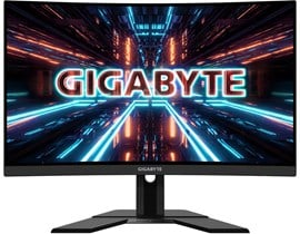 "Gigabyte G27QC 27"" QHD VA 165Hz Curved LED Monitor"