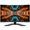 Gigabyte G32QC 31.5 inch 1ms Gaming Curved Monitor - 2560 x 1440