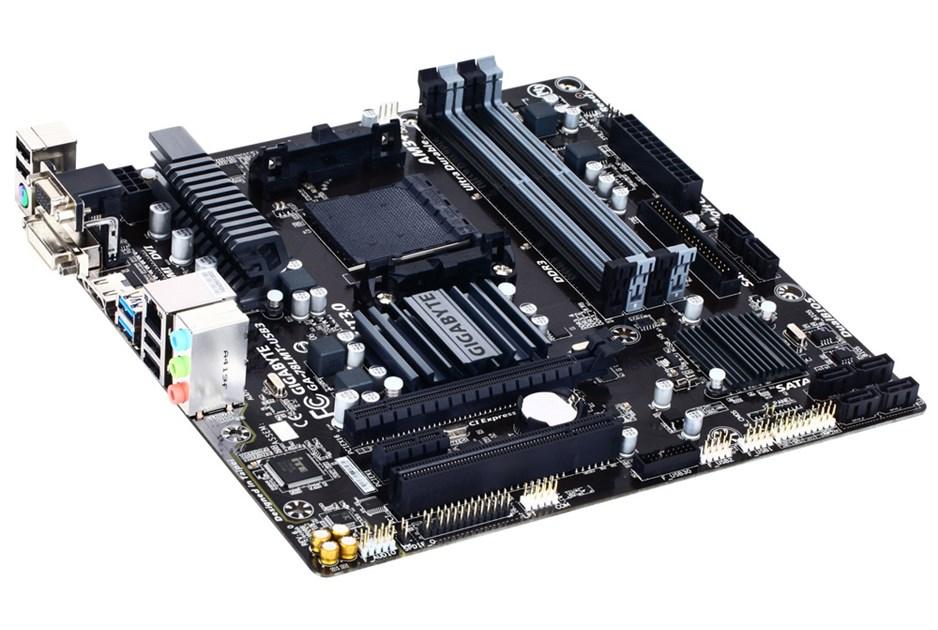 Gigabyte Ga 78lmt Usb3 Amd Am3 Matx Motherboard Usb 3 0