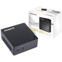 Gigabyte Brix Ultra Compact PC Barebone - Intel Core i7-7500U, M.2 & 2.5 inch HDD Support *Open Box*