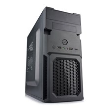 Dynamode GC305 LockStock Black Midi Tower Case