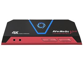 AVerMedia Live Gamer Portable 2 Plus (LGP2 Plus) External Capture Card