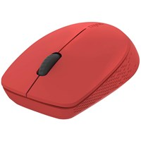 Rapoo M100 Multi-mode Wireless Silent Optical Mouse Red