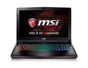 "MSI GE62VR 6RF Apache Pro 15.6"" 16GB Gaming Laptop"