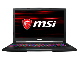"MSI GE63 Raider RGB 8RF 15.6"" 16GB Core i7 Laptop"