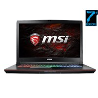MSI GE72MVR 7RG Apache Pro 17.3 Gaming Laptop - Core i7 16GB, 1TB