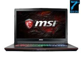 "MSI GE72MVR 7RG Apache Pro 17.3"" 1TB Gaming Laptop"