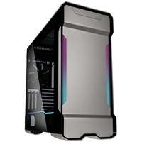 Phanteks Enthoo Evolv X Mid Tower ATX Case (Galaxy Silver) with Tempered Glass, Digital RGB Illumination, USB 3.1 Gen2 Type-C *Open Box*