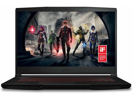 "MSI GF63 Thin 15.6"" 8GB Core i5 Laptop"