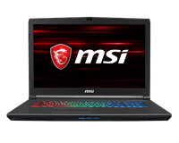 MSI GF72 8RD 17.3 Gaming Laptop - Core i5 2.3GHz, 8GB, Windows 10