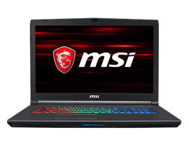 "MSI GF72 8RD 17.3"" 8GB Core i5 Gaming Laptop"